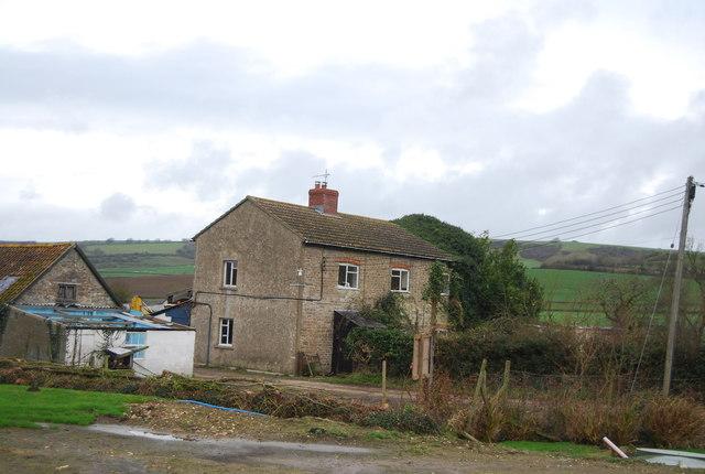 Farmhouse, Lower Farm