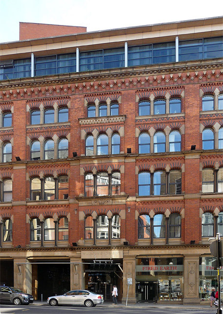 16 John Dalton Street, Manchester