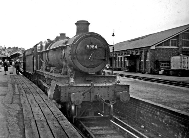 """Linden Hall"" at Weymouth, 1963"