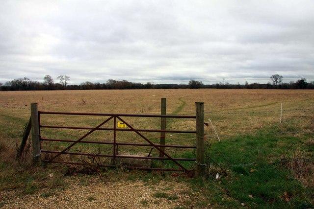 Field by Gosford Farm