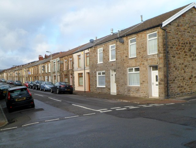 Dumfries Street, Treorchy