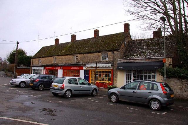 Shops on Mill Street