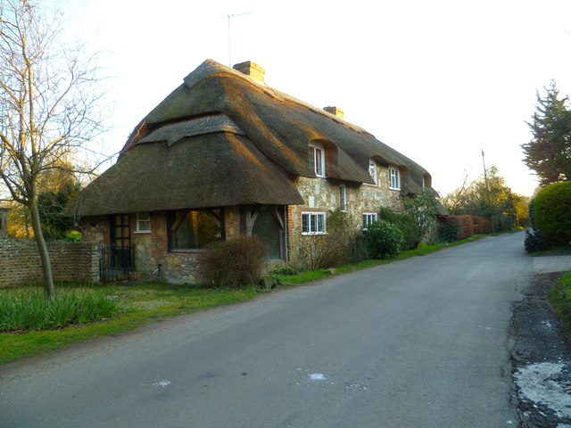 Thatched cottage in Runcton
