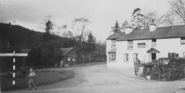 The Britannia Inn, Elterwater