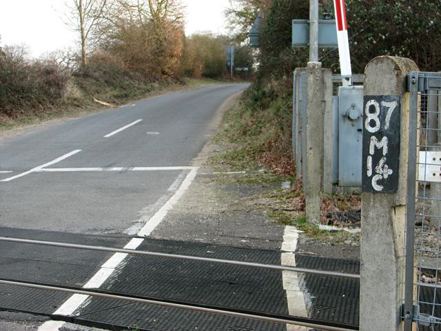 To Blaxhall on Farnham Road
