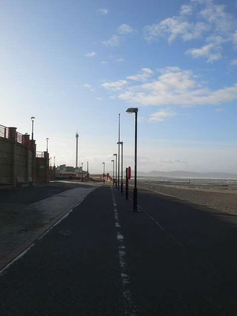 Rhyl Promenade