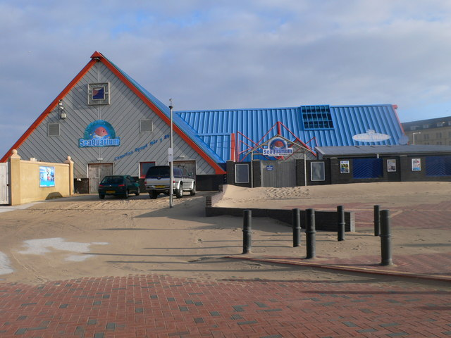 The Seaquarium, Rhyl