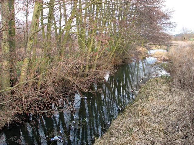 The River Ore, Blaxhall