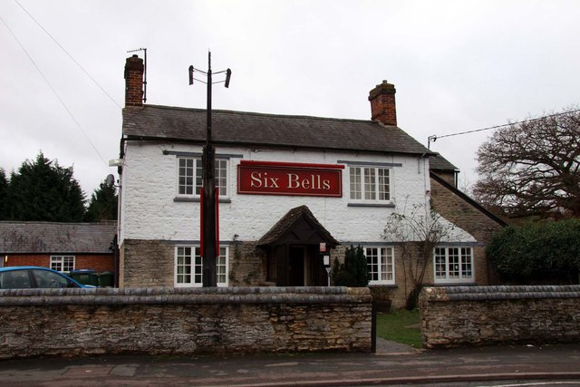 The Six Bells on Mill Street