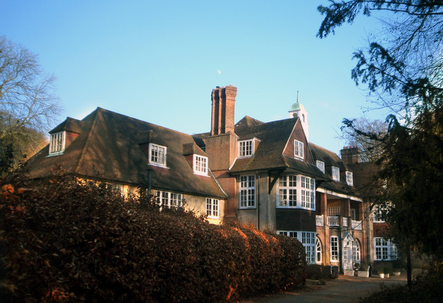 The Old Club House, Nuffield