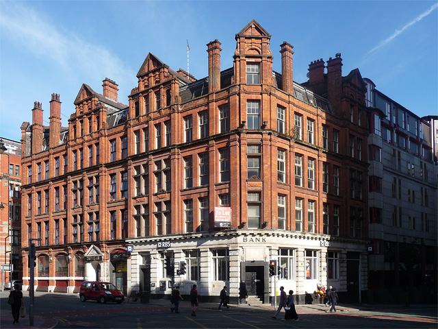 61-65 Whitworth Street, Manchester