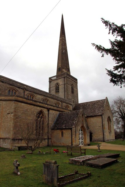 St Mary's Church in Kidlington