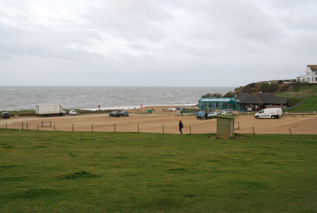 Hive Beach car park