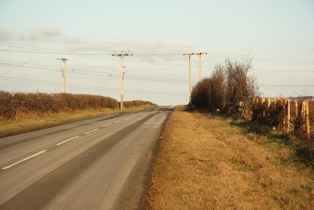 Edwinstowe Road