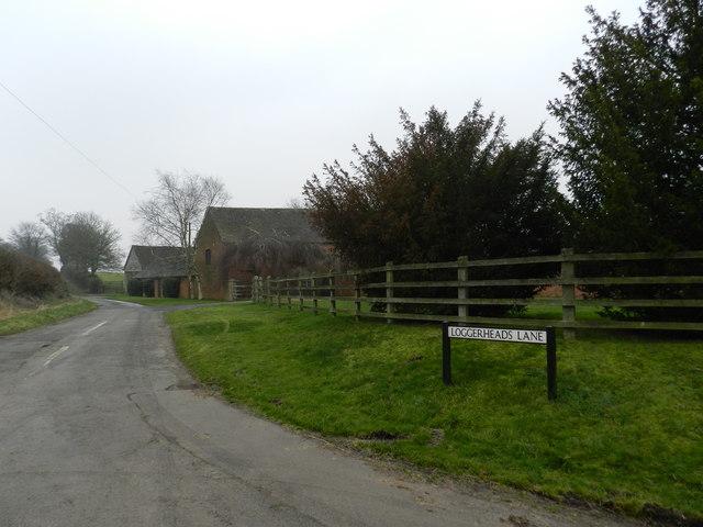Loggerheads Lane