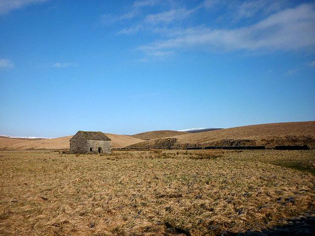 Barn near the Ribble, Ingman Lodge