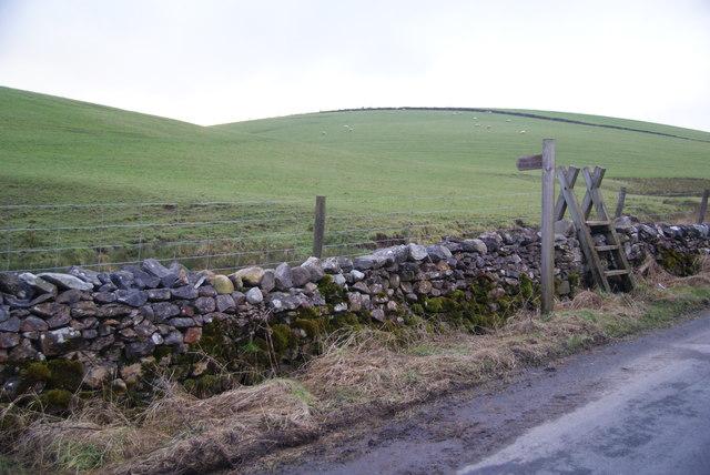 Footpath to Ingthorpe Grange