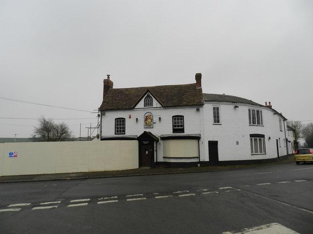 Vernon Arms, Hanbury