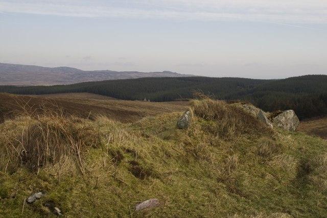 Chambered Cairn, Frachdale, Islay