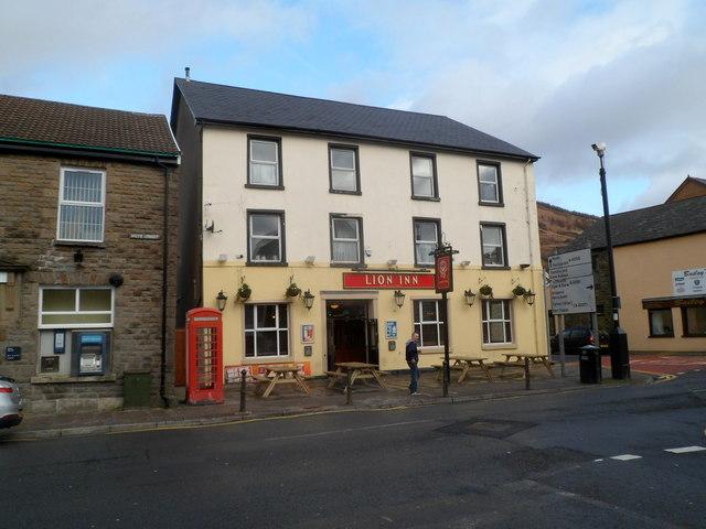 Lion Inn, Treorchy