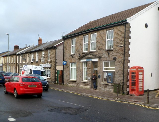 Barclays Bank, Treorchy