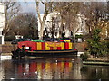 TQ2681 : Puppet Theatre, Little Venice by Colin Smith