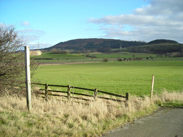 Footpath to Over Silton