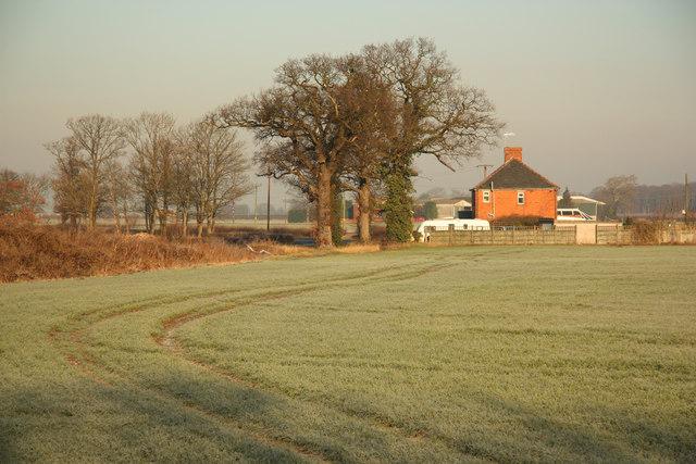Carr Lane cottages
