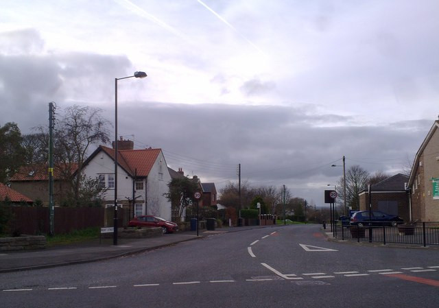 Crossroads in Dinnington