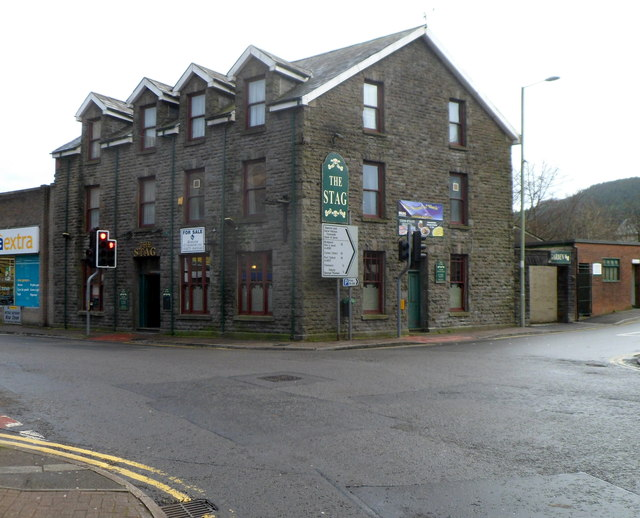 The Stag, Treorchy