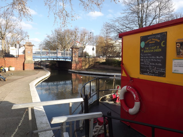 Puppet Theatre Barge, Little Venice