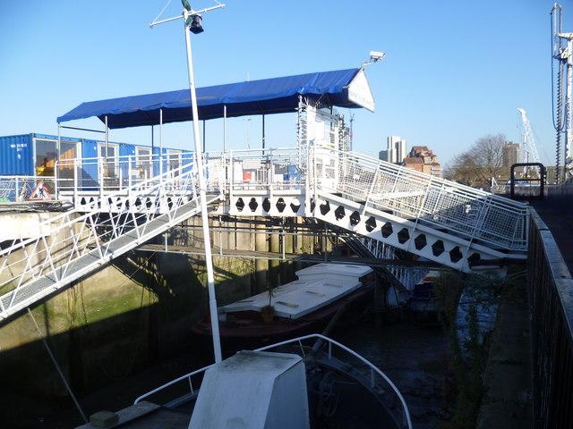 Nine Elms Pier
