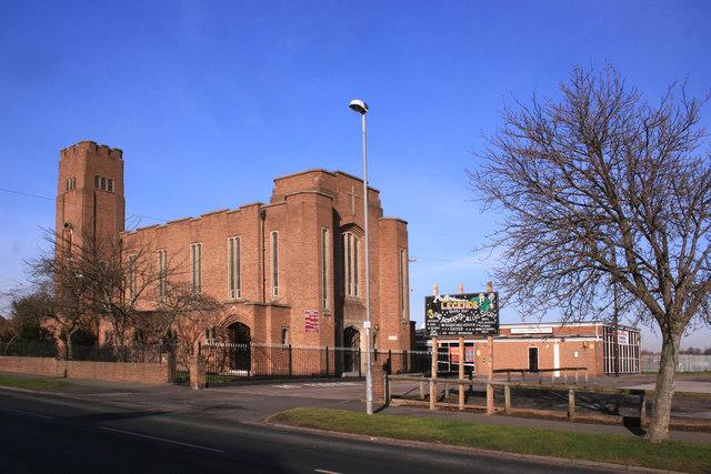 Saint Theresa's Church, Blacon
