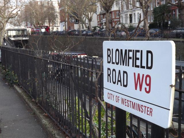 Blomfield Road, Little Venice