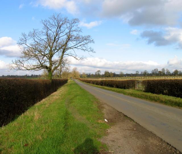 Towards Gilmorton