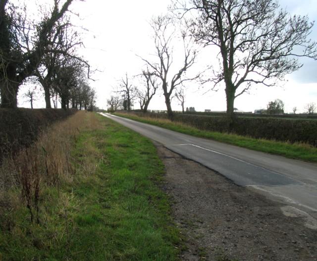 Towards Walcote