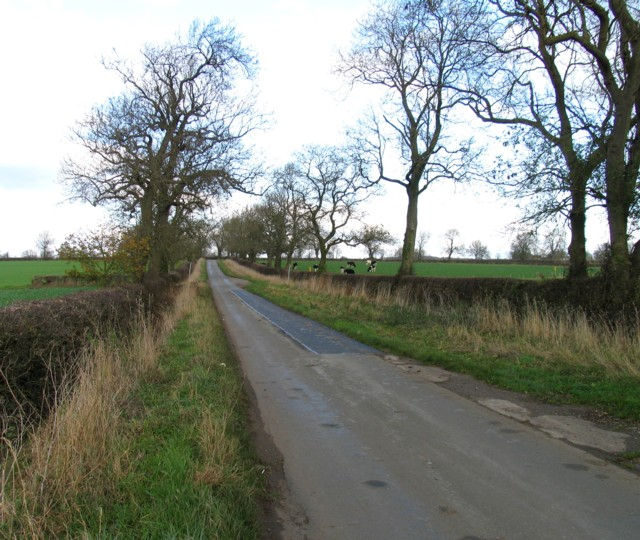 Towards Gilmorton