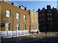 TQ3077 : The British Interplanetary Society, South Lambeth Road by Ian Yarham