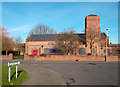 SJ3868 : Holy Trinity Church, Blacon by Des Blenkinsopp