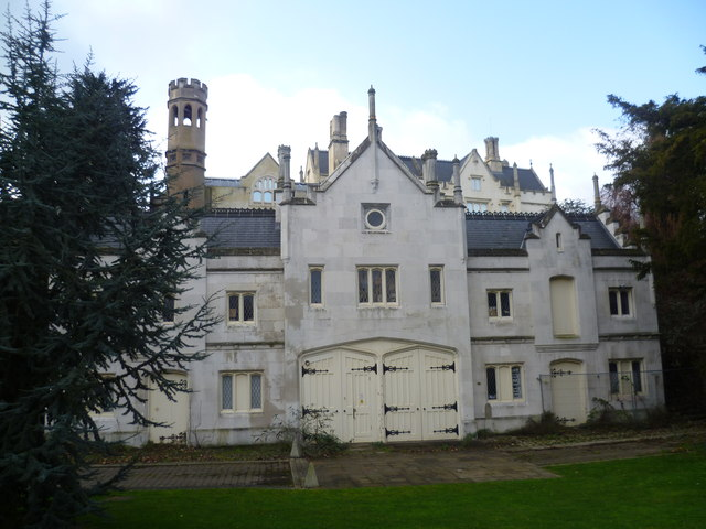 The Coach House, Ingress Abbey