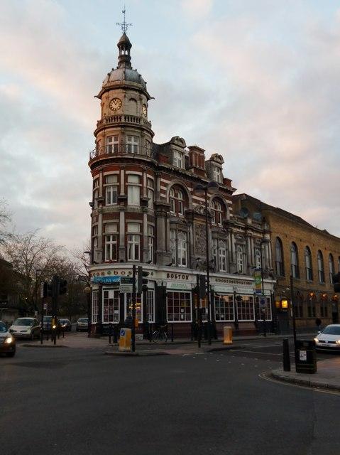 Boston Arms, Junction Road N19