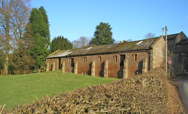 Stable block of Kirkoswald College