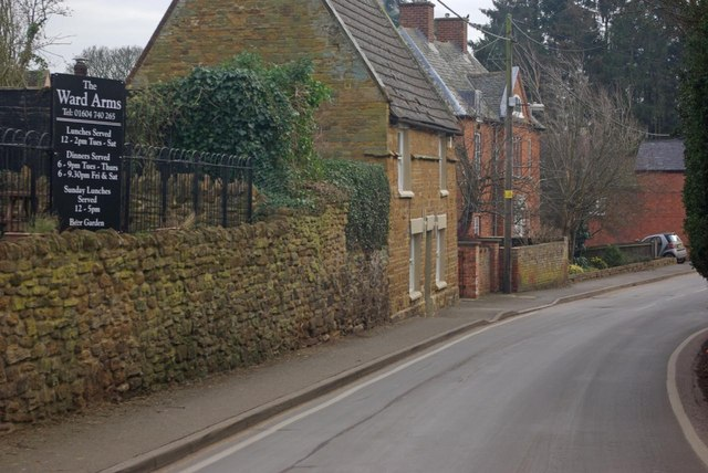 High Street, Guilsborough
