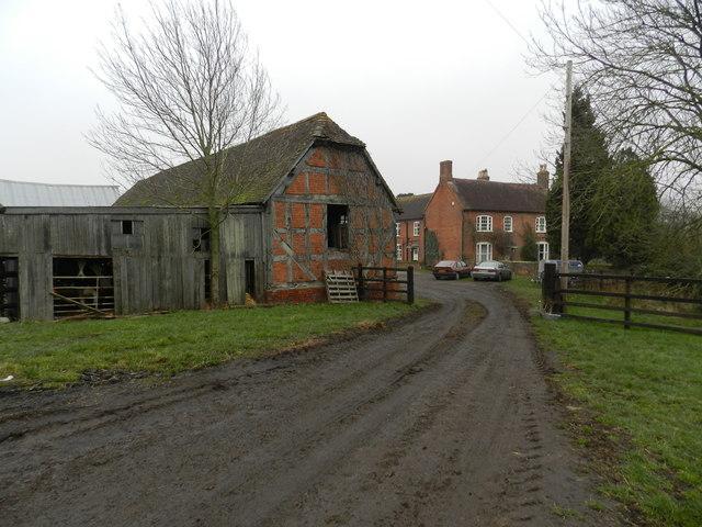 Huntingdrop Farm