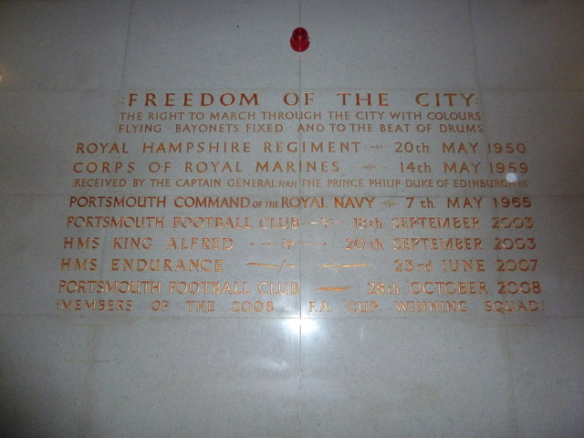 Inside the Guildhall: Freedom of the City