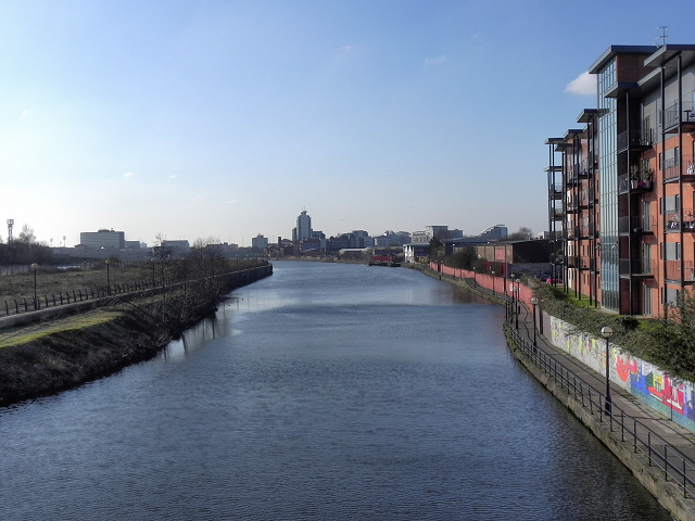 Manchester Ship Canal (River Irwell)