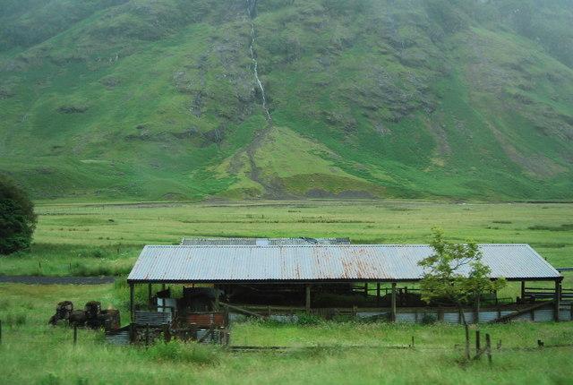 Barn, Achtriochtan