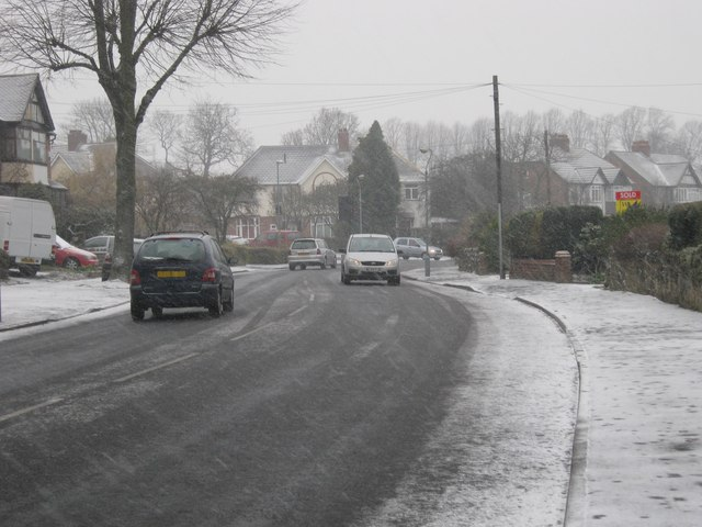 First Snow of 2012