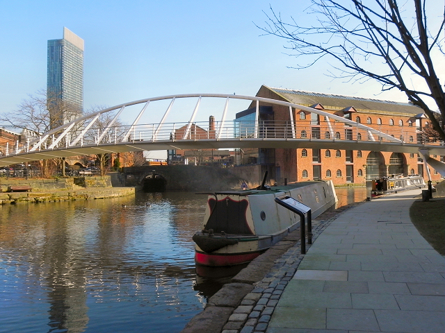 Merchants Bridge, Castlefield