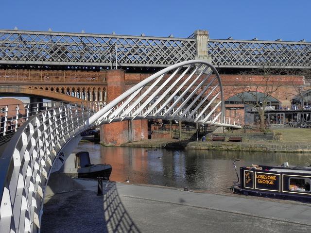 The Merchant's Bridge at Castlefield
